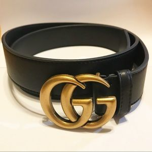 GG Classic Black Belt